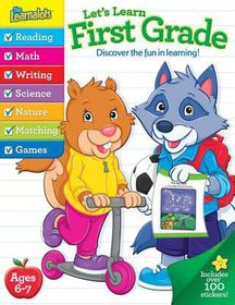 The Learnalots Let's Learn First Grade