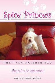 Spice Princess the Talking Shih Tzu