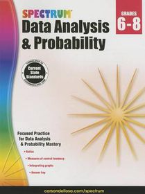 Spectrum Data Analysis and Probability