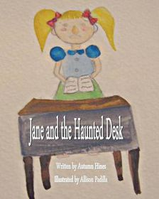 Jane and the Haunted Desk