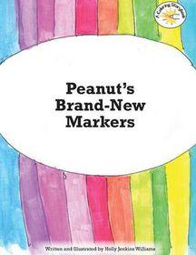 Peanut's Brand New Markers
