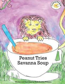 Peanut Tries Savanna Soup
