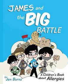 James and the Big Battle
