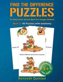 Find the Difference Puzzles