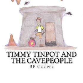 Timmy Tinpot and the Cavepeople