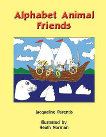 Alphabet Animal Friends
