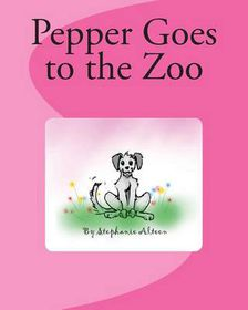 Pepper Goes to the Zoo