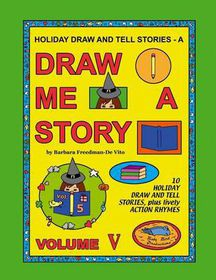 Holiday Draw and Tell Stories