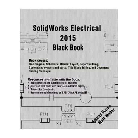 Solidworks Electrical 2015 Black Book Buy Online In South Africa