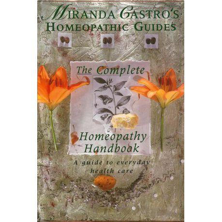 Homeopathic Medicine Ebook
