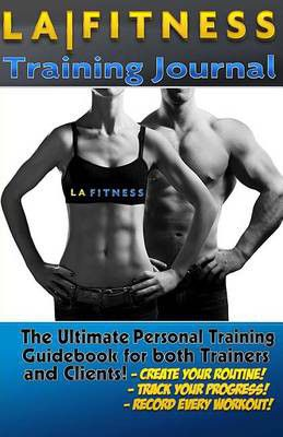 the la fitness personal training journal logbook buy online in