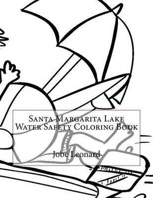 Santa Margarita Lake Water Safety Coloring Book | Buy Online in ...