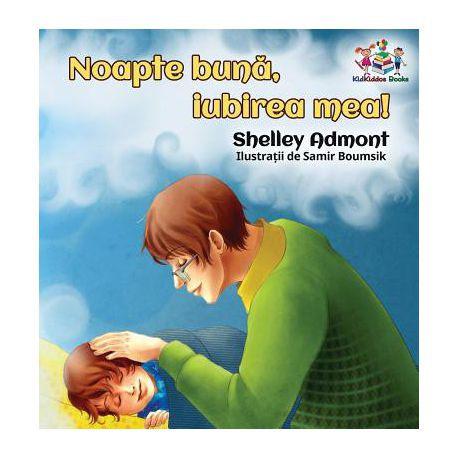 Goodnight My Love Romanian Book For Kids Buy Online In South