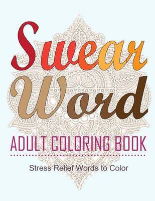 Swear Word Adult Coloring Book Loading Zoom