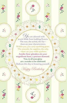 The Happy Birthday Book Secret Garden Loading Zoom