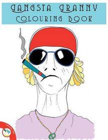 Gangsta Granny Colouring Book