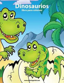 Dinosaurios Libro Para Colorear 1 Buy Online In South Africa
