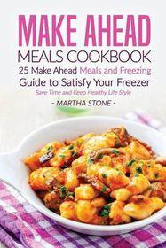 make ahead meals cookbook buy online in south africa