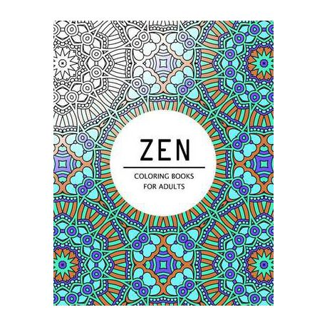 Zen Coloring Books for Adults   Buy Online in South Africa ...