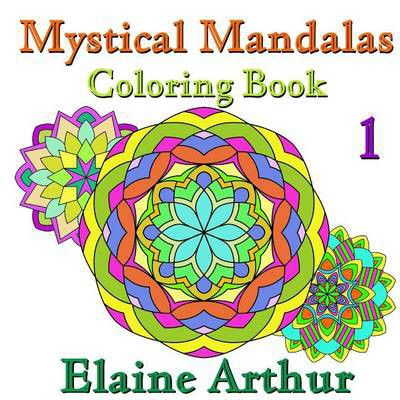 Mystical Mandalas Coloring Book No. 1 | Buy Online in South Africa ...