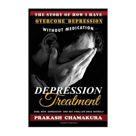 how do you stop depression without medication