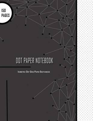Dot Paper Notebook Isometric Dot Grid Paper Sketchbook  Buy Online