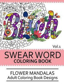 Swear Word Coloring Book Vol1
