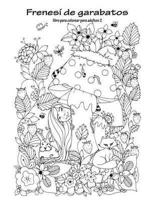 Frenesi De Garabatos Libro Para Colorear Para Adultos 2 | Buy Online ...