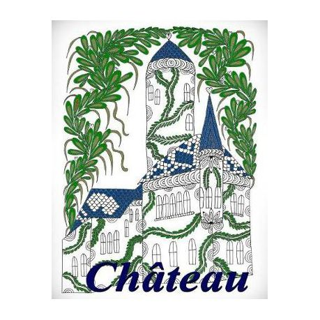 Ch Teau Coloriages Pour Adultes Coloriage Anti Stress Buy Online In South Africa Takealot Com