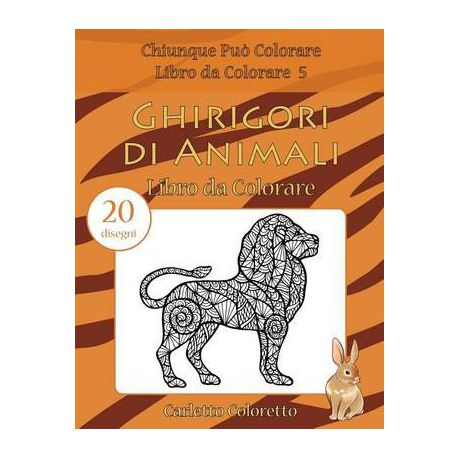 Ghirigori Di Animali Libro Da Colorare Buy Online In South Africa