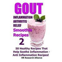 healthy smoothie recipes for arthritis