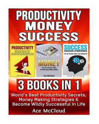 productivity money success 3 books in 1 buy online in south