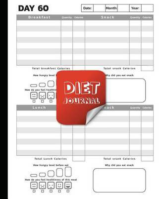 diet journal food journal 7 5x9 25 daily food and exercise