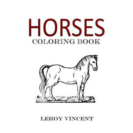 Horses Coloring Book | Buy Online in South Africa | takealot.com