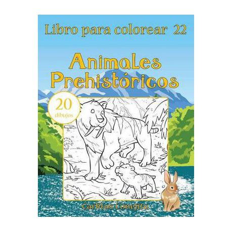 Libro Para Colorear Animales Prehistoricos | Buy Online in South ...