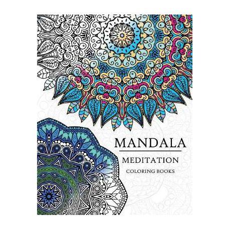 Mandala Meditation Coloring Book: Mandala Coloring Books For Relaxation,  Meditation And Creativity Buy Online In South Africa Takealot.com