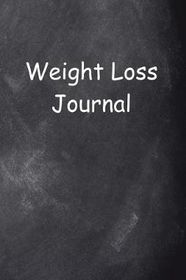 weight loss journal chalkboard design buy online in south africa