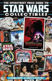 The overstreet price guide to star wars collectibles | buy online.