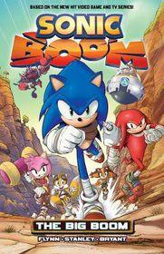 Sonic Boom, Volume 1