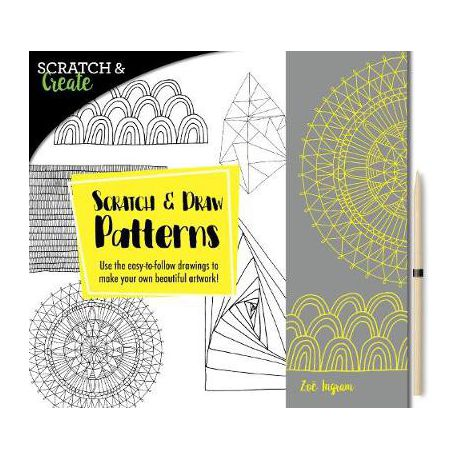 Scratch & Create: Scratch and Draw Patterns