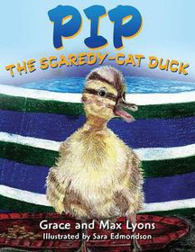 Pip, and the Scardey-Cat Duck