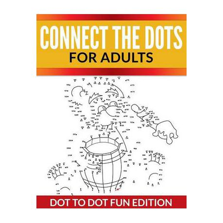 Connect The Dots For Adults Dot To Dot Fun Edition Buy Online In South Africa Takealot Com