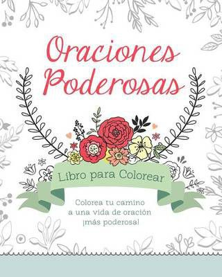Oraciones Poderosas Libro Para Colorear | Buy Online in South Africa ...