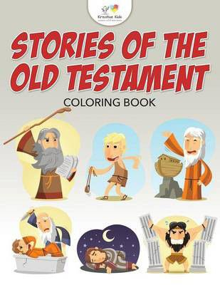 Stories Of The Old Testament Coloring Book Loading Zoom