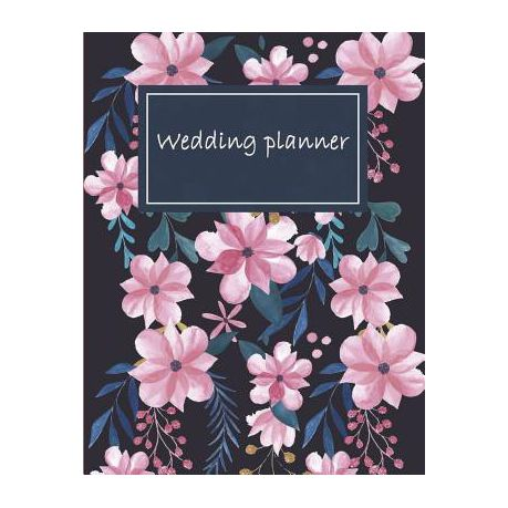 wedding planner guest book wedding checklist perfect wedding gift