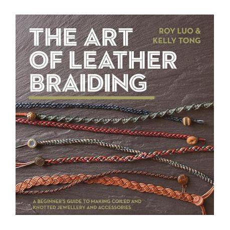 Leather Braiding Book