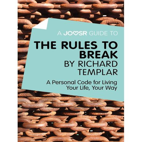 Rules Of Love Richard Templar Ebook