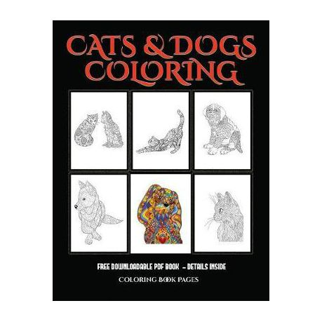 Coloring Book Pages Child free coloring pages, cute dog, white ... | 459x459