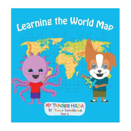 Learning the World Map | Buy Online in South Africa | takealot.com on