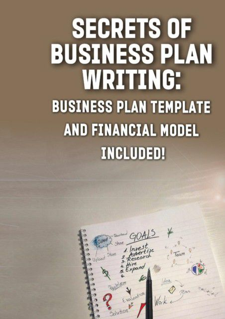 Secrets of business plan writing business plan template and secrets of business plan writing business plan template and financial model included loading zoom wajeb Image collections